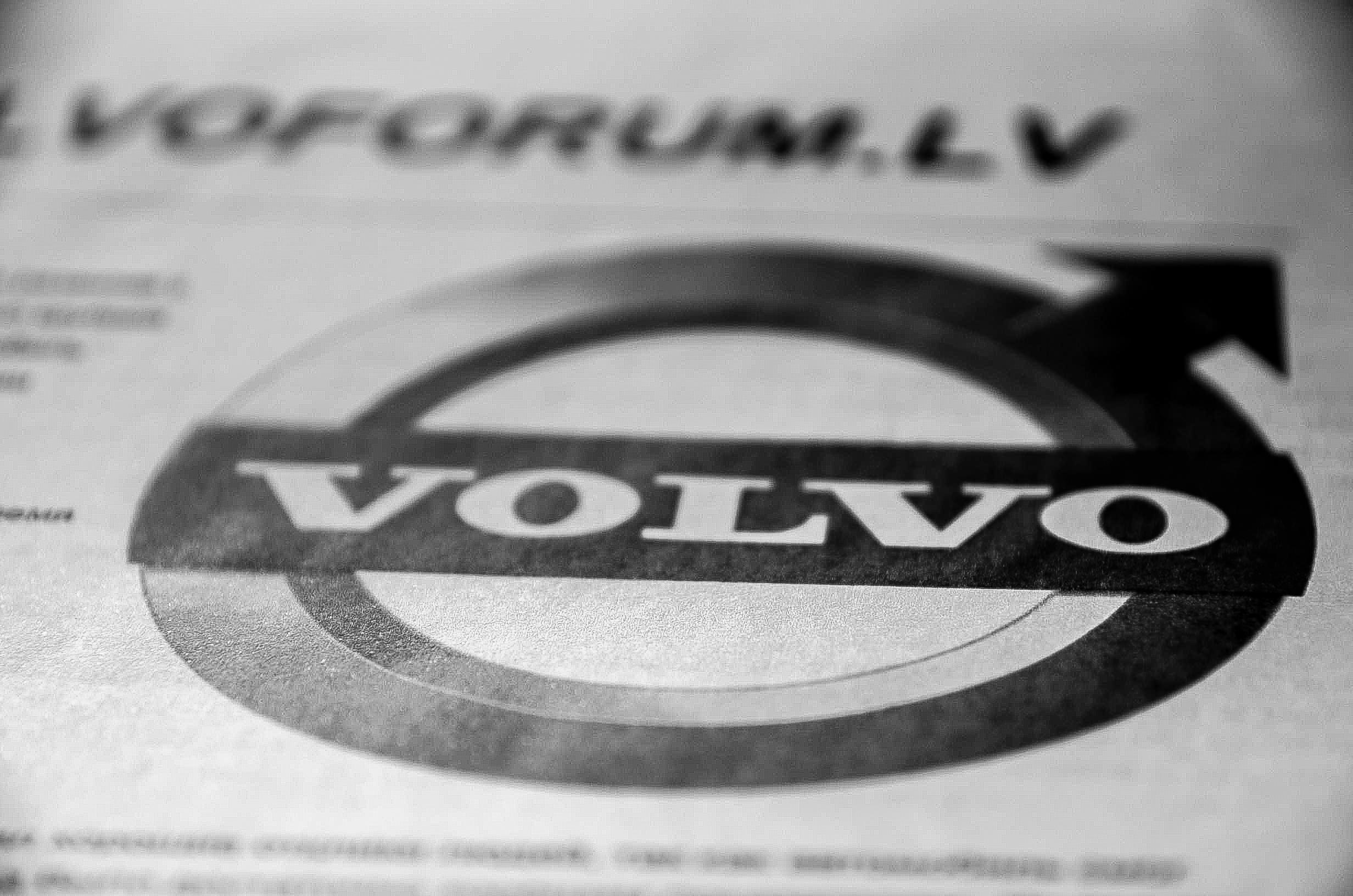Volvo авто новости